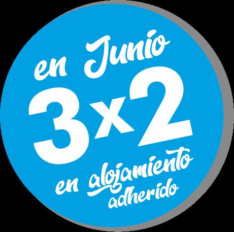 3×2 en junio 2019 – Cande