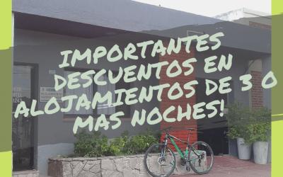 Descuentos en temporada baja «Hostel Tacuabé»
