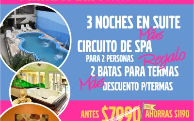 Promo Primavera en «Verdesolaro Hotel Suite»