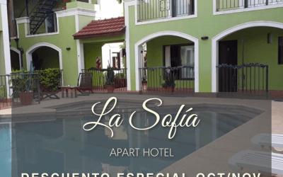 50% off en la segunda noche – Apart Hotel La Sofia